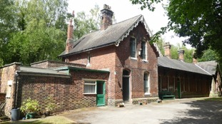 The former Chapeltown Central Station