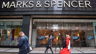 Final day of trading for several Marks & Spencer stores