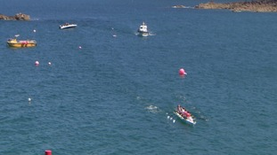 Sark to Jersey race cancelled due to weather conditions
