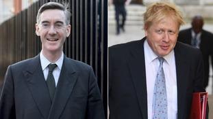 Rees-Mogg denounces Tory 'show trial' of Boris Johnson following burka row