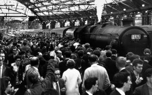 50th anniversary of the end of steam