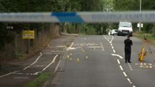 Police have closed the A369 road at Abbots Leigh following the collision at 5am.