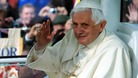 Pope Benedict XVI made his shock resignation statement today.