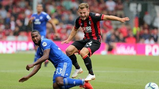 Defeat for Cardiff on Premier League return