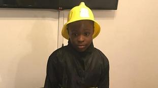 Joel Urhie died in the blaze in Adolphus Street, Deptford, on Tuesday.