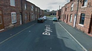 Bryham Street in Wigan