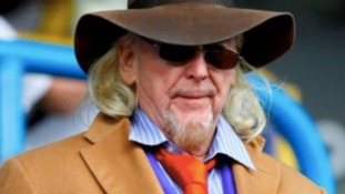 Anti-Oyston protests at Blackpool FC