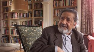 VS Naipaul won the Booker Prize in 1971
