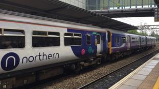 On Friday, the operator said it expected 80 of the scheduled 1,500 train services on Sunday not to run