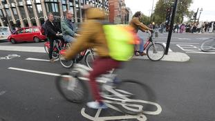 New road safety laws for cyclists criticised by campaigners