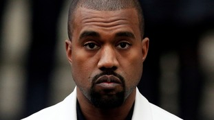 Kanye West speaks out on silence to Donald Trump question in Jimmy Kimmel interview