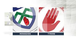 Tyrone secure All-Ireland final spot against Dublin