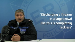 Chief Superintendent Wasim Chaudhry said police were working on the premise the weapon used was a shotgun.