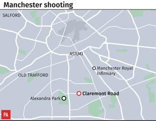 Manchester shooting