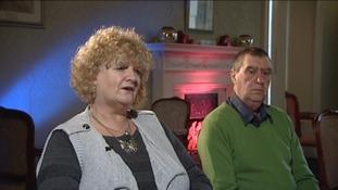 Teresa and Alan Wilkin