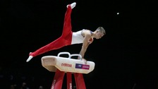 Frustration for Max Whitlock at European Championships