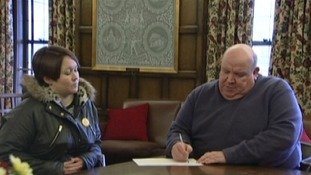"Petition launched against ""bedroom tax"""