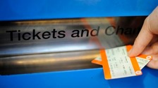Commuters could see rail fares rise by 3.5% next year