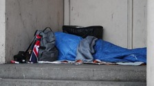 New government plan to end rough sleeping by 2027