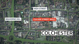 The man was slashed on Culver Street West
