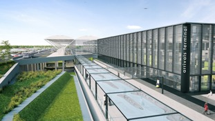 Stansted Airport plans for £600 million revamp