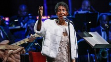 Aretha Franklin's most recent performance was at the 25th Anniversary Gala of the Elton John AIDS Foundation in November.