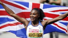 Dina Asher-Smith sets sights on Tokyo after medals haul
