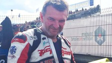 Fabrice Miguet dies from Ulster GP crash injuries