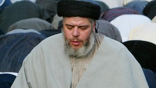 Muslim cleric Abu Hamza