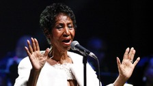 Stars offer prayers for gravely ill Queen of Soul Aretha Franklin