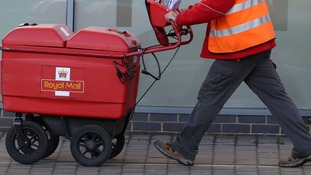 Ofcom has delivered a £50 million fine to Royal Mail.