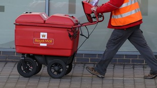 Royal Mail slapped with £50 million fine for breaking competition law
