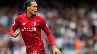 Van Dijk says consistency is key for Liverpool to challenge Manchester City