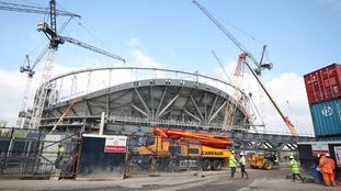 Tottenham Hotspur's new stadium opening is delayed beyond September