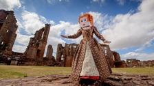 Kenilworth Castle in Warwickshire is being recreated via Minecraft.