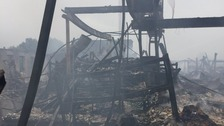 Rochdale fire: Mill to be demolished