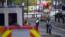 Westminster car attack: How do you do that by accident?
