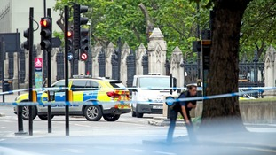 Parliament crash: Witnesses give accounts of what they saw