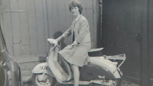 The grandmother who is still a Mod at heart