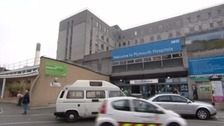 University Hospitals Plymouth NHS Trust has been told to make improvements