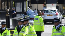 Parliament crash terror suspect is believed to be from Birmingham