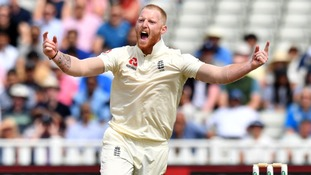 Stokes missed the second Test against India and was not included in the squad for the third Test.