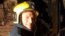 Corby firefighter seriously injured in hit-and-run