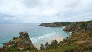 Poldark fans being encouraged to avoid two Cornish beaches