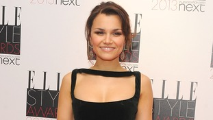 Samantha Barks won the breakthrough performance gong