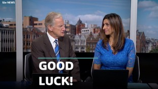 Messages on A-level results day from our ITV News Central presenters - who've all been there