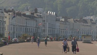 Hotels in North Wales see boom in bookings as more choose to 'staycation'