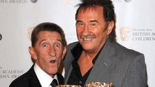 Paul Chuckle: Barry wanted to work forever