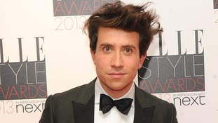 Nick Grimshaw hosted the awards