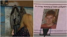 Omagh bombing victim's coat still hangs in garage 20 years on